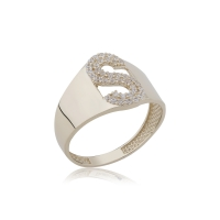 Code: SYZ0000119 / 14 K Gold  Ring