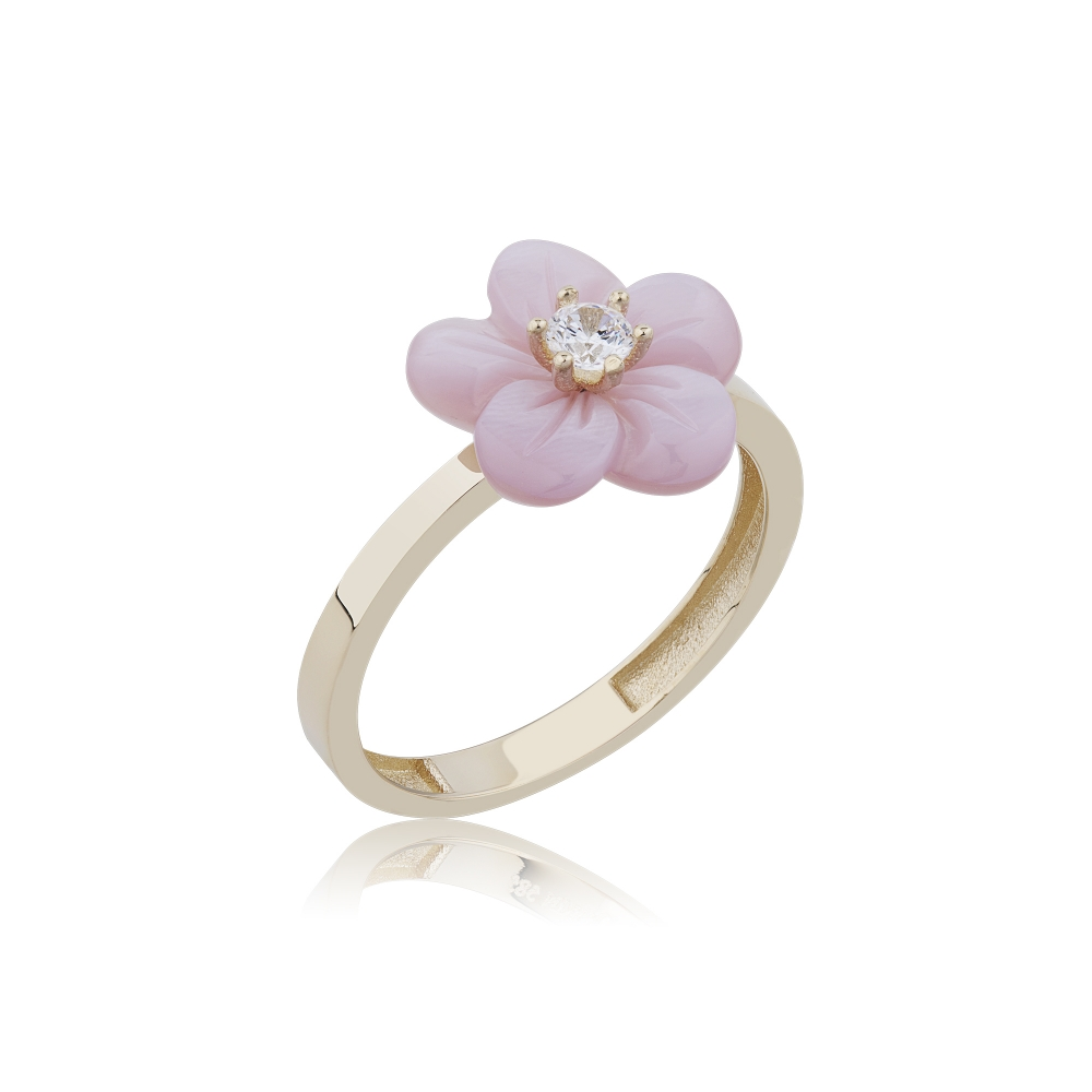 Code: SYZ0000123 / 14 K Gold  Ring