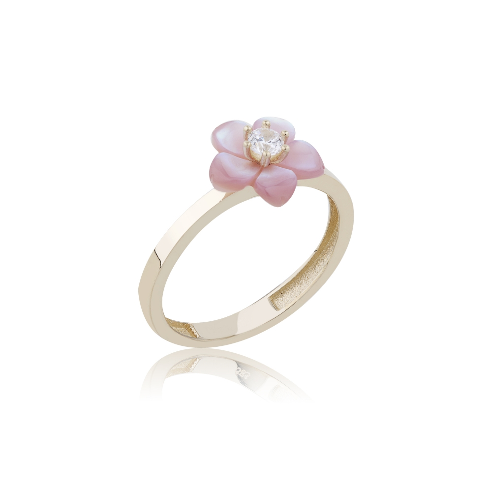 Code: SYZ0000124 / 14 K Gold  Ring