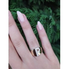 Code: SYZ0000129 / 14 K Gold  Ring